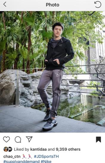 6 แฟชั่นไอคอนเปลี่ยนลุค ด้วยเสื้อผ้าสตรีทแวร์มาแรง จากแบรนด์กีฬาระดับโลก กับ JD Sports