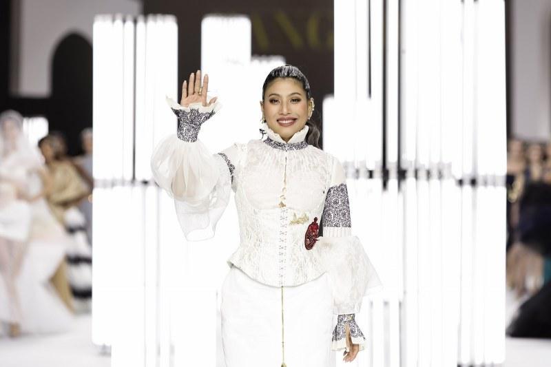 สมเด็จพระเจ้าลูกเธอ เจ้าฟ้าสิริวัณณวรี นารีรัตนราชกัญญา ทรงเผยโฉมคอลเลคชั่นสปริง/ซัมเมอร์ 2020