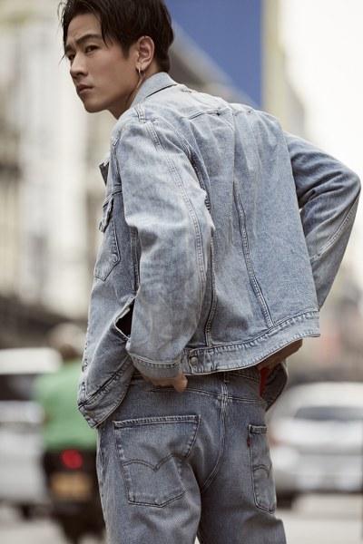 Levi's® Engineered Jeans จากแฟชั่นไอคอนยุคไนน์ตี้ สู่มิลเลียนเนี่ยลสตรีทแฟชั่นแวร์