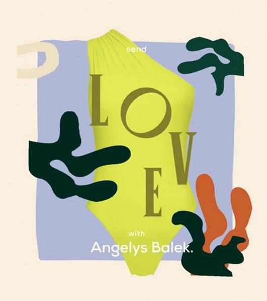 AB. Angelys Balek (เอบี  แอนเจลิส บาเลก) แบรนด์ชุดว่ายน้ำ ส่งต่อความรัก