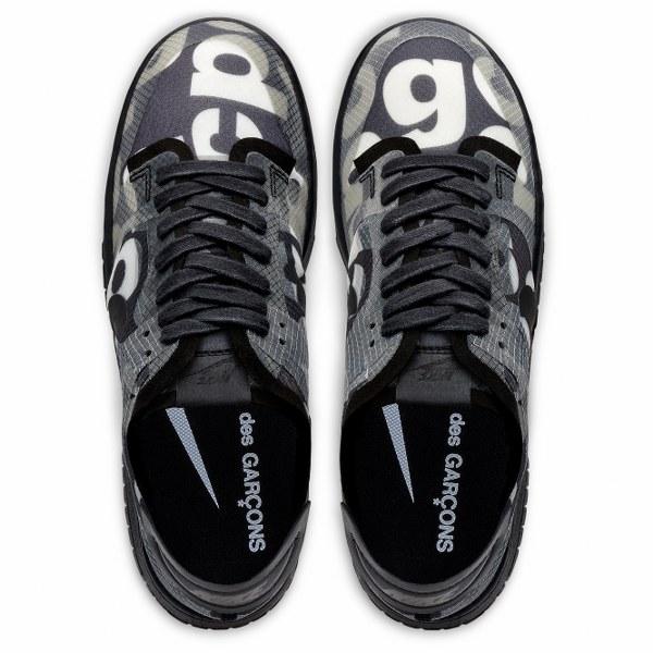 COMME des GARÇONS x Nike Dunk Low กอมม์ เดส์ การ์ซงส์ สานต่อความพิเศษกับพาร์ทเนอร์ไนท์กี้