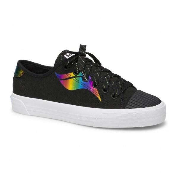 Keds for Pride กับ รองเท้า 3 รุ่นยอดนิยม มาออกแบบลวดลายสีรุ้ง ผสมผสานกับโลโก้ Sporty Wave