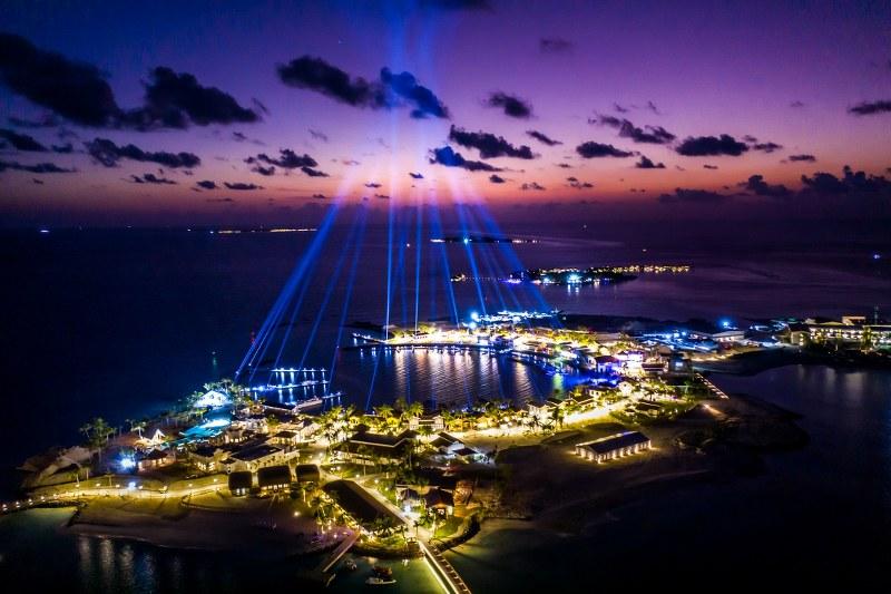 CROSSROADS Maldives ไลฟ์สไตล์ครบวงจรขนาดใหญ่ที่สุดแห่งแรกในมัลดีฟส์ เปิดตัวอย่างเป็นทางการ
