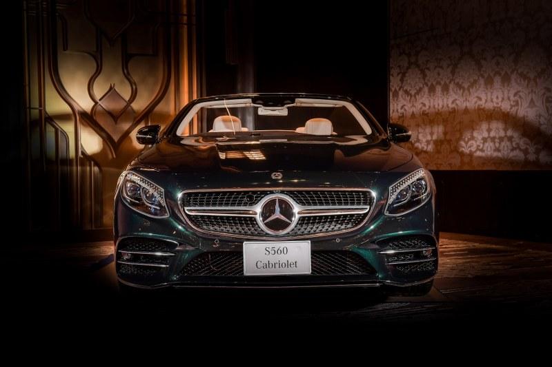 Mercedes-Benz S-Class Coupé และ Mercedes-Benz S-Class Cabriolet สปอร์ตหรูเหนือระดับรุ่นใหม่ล่าสุด