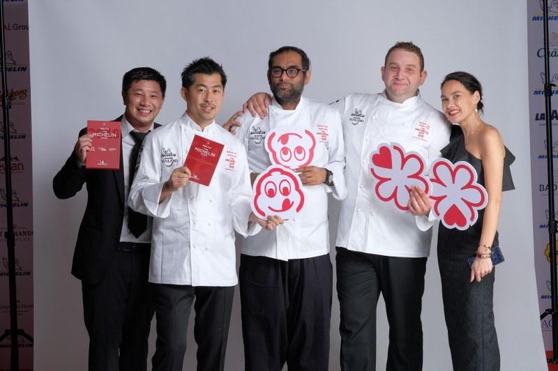 ร้านอาหาร 17 แห่งคว้ารางวัลดาวมิชลิน ในคู่มือ 'MICHELIN Guide Bangkok' ฉบับปฐมฤกษ์