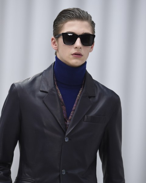 PAUL SMITH แฟชั่นโชว์คอลเลคชั่นเสื้อผ้าผู้ชาย ประจำฤดูใบไม้ร่วง/ฤดูหนาว 2021