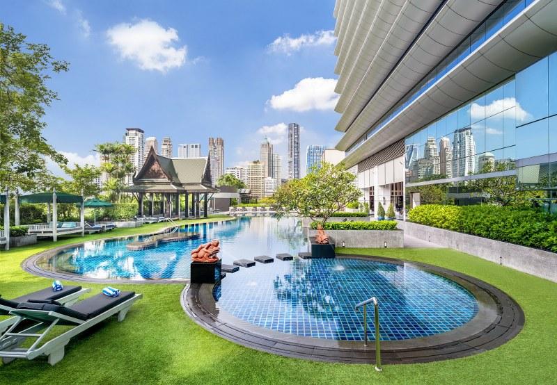 """""""ลักซ์ชูรี่ โรแมนซ์"""" แพ็คเกจโรแมนติก จาก The Athenee Hotel Bangkok, A Luxury Collection Hotel"""