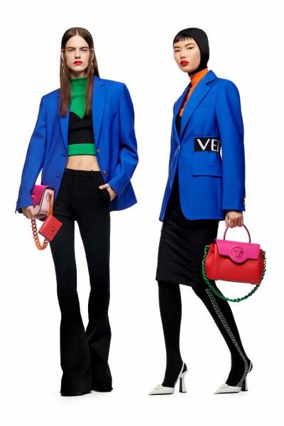 "Versace Pre-Fall 2021 Collection ""Le Muse"" ความมั่นใจสู่เสื้อผ้าสไตล์ใหม่ในโลกที่กำลังเปลี่ยนแปลง"