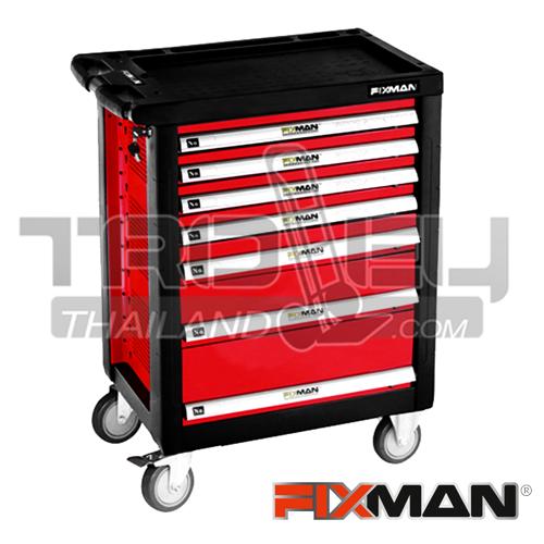 ตู้เครื่องมือลิ้นชักมีล้อเลื่อน FMF1RP7B
