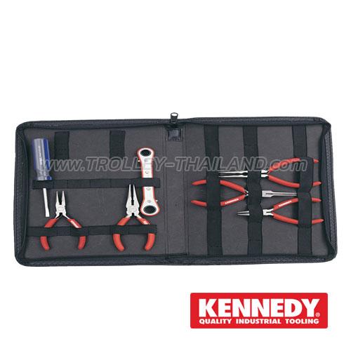 KEN-593-0310K ซองใส่เครื่องมือช่าง TOOL ROLLS