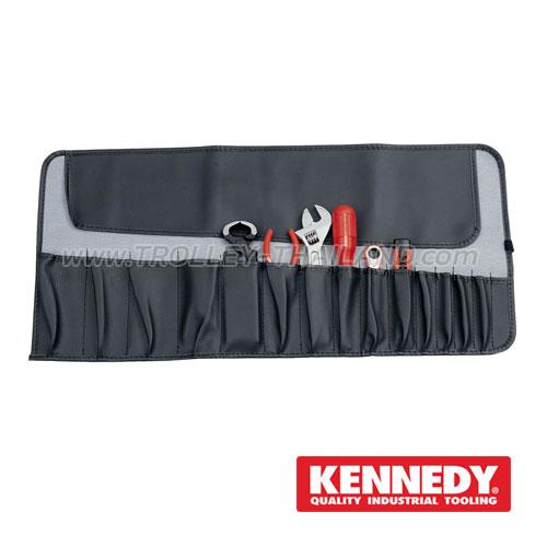 KEN-593-0440K ซองใส่เครื่องมือช่าง TOOL ROLLS