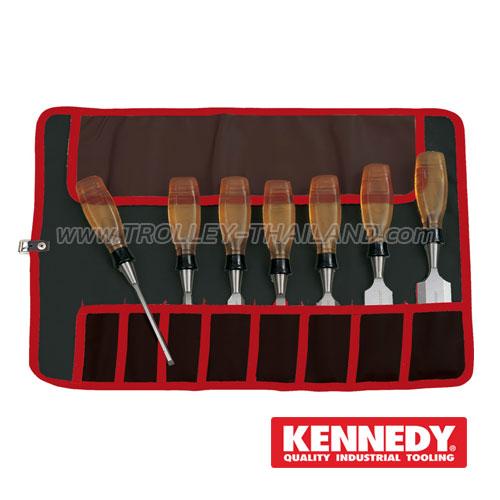 KEN-593-0490K ซองใส่เครื่องมือช่าง TOOL ROLLS