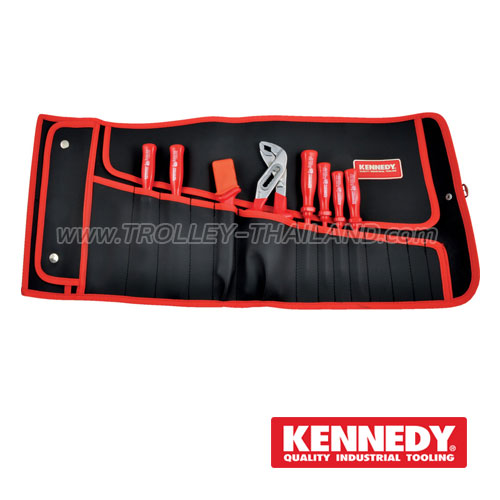 KEN-593-0520K ซองใส่เครื่องมือช่าง TOOL ROLLS