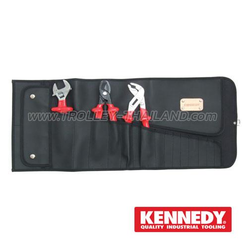 KEN-593-0880K ซองใส่เครื่องมือช่าง TOOL ROLLS