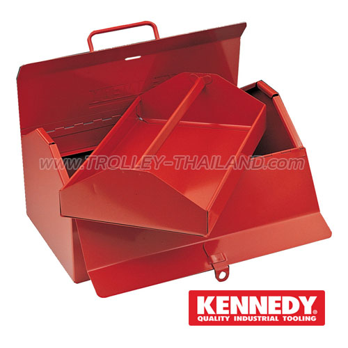 KEN-593-2140K กล่องเครื่องมือเหล็กรุ่นงานหนัก  HEAVY DUTY TOOL BOXES