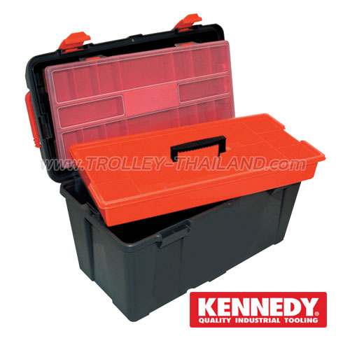 KEN-593-2320K กล่องเครื่องมือพลาสติก PLASTIC TOOL BOXES