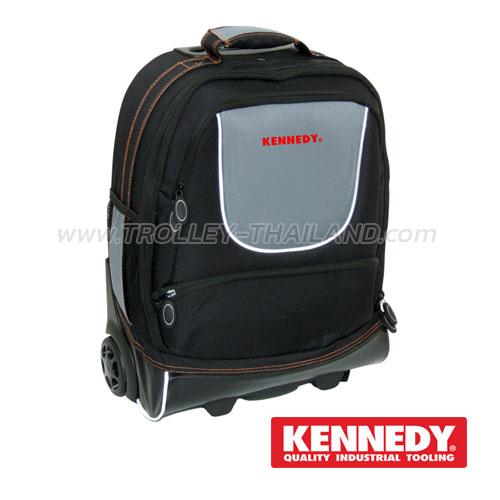 KEN-593-2530K กระเป๋าเครื่องมือผ้า (ลากได้) TOOL BAG