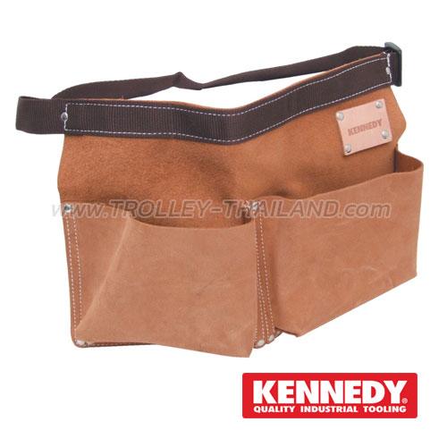 KEN-593-3340K กระเป๋าเครื่องมือแบบคาดเอว (หนัง) TOOL POUCHES