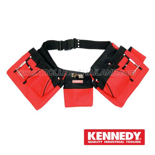 KEN-593-3400K กระเป๋าเครื่องมือแบบคาดเอว (ผ้า) TOOL POUCHES