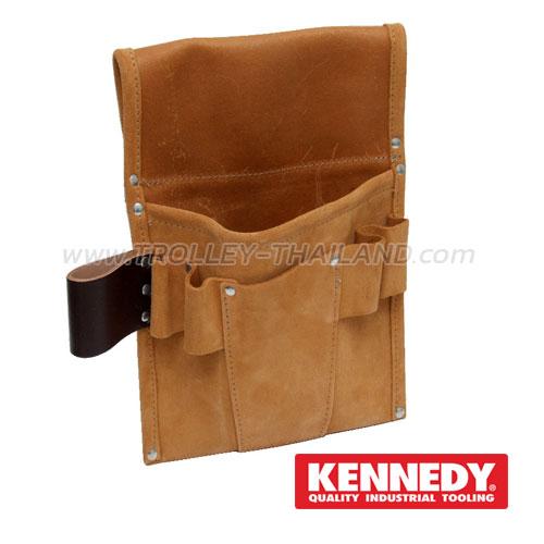 KEN-593-3640K กระเป๋าเครื่องมือแบบคาดเอว (หนัง) TOOL POUCHES