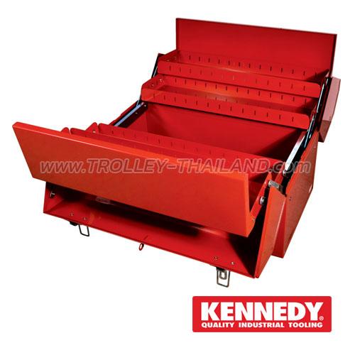 KEN-594-0140K กล่องเครื่องมือเหล็กรุ่นงานหนัก  HEAVY DUTY TOOL BOXES