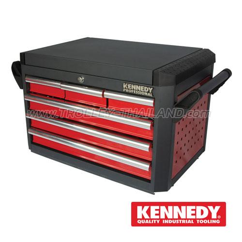 KEN-594-2240K ตู้เครื่องมือช่างมีลิ้นชัก (ไม่มีล้อ) 6 ชั้น TOOL CHESTS
