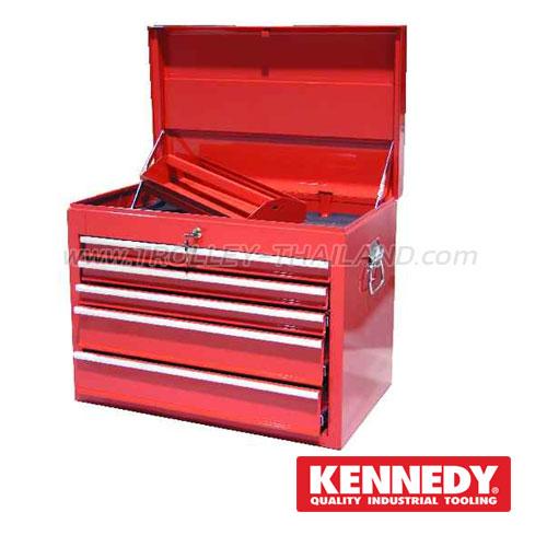 KEN-594-5340 ตู้เครื่องมือช่างมีลิ้นชัก (ไม่มีล้อ)  5 ชั้น TOOL CHESTS