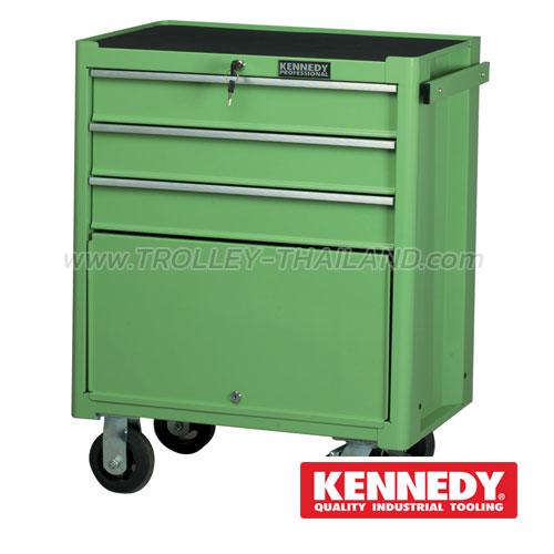 KEN-594-5510K ตู้เครื่องมือช่างมีลิ้นชักพร้อมล้อ ROLLER CABINETS