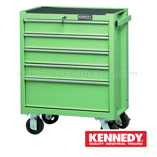 KEN-594-5550K ตู้เครื่องมือช่างมีลิ้นชักพร้อมล้อ ROLLER CABINETS
