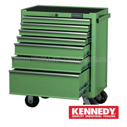 KEN-594-5590K ตู้เครื่องมือช่างมีลิ้นชักพร้อมล้อ ROLLER CABINETS