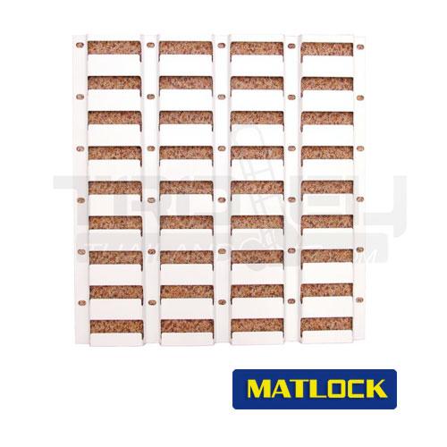 Steel Louvred Panels