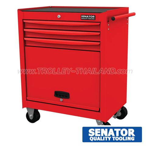 SEN-594-1530K ตู้เครื่องมือช่างมีลิ้นชักพร้อมล้อ ROLLER CABINETS