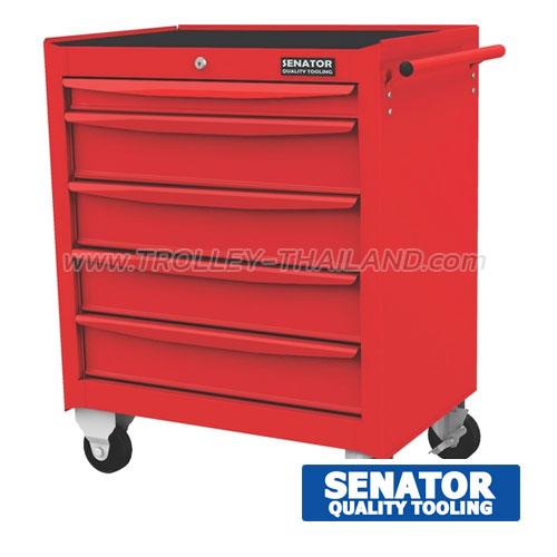 SEN-594-1550K ตู้เครื่องมือช่างมีลิ้นชักพร้อมล้อ ROLLER CABINETS