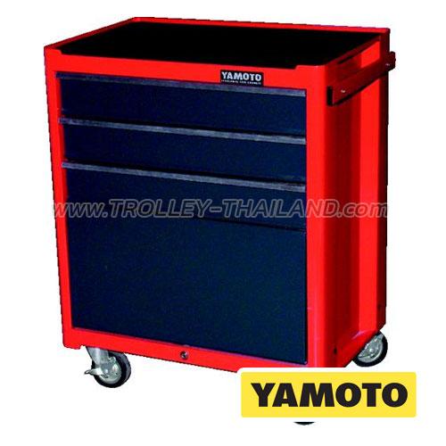 YMT-594-0500K ตู้เครื่องมือช่างมีลิ้นชักพร้อมล้อ ROLLER CABINETS