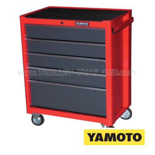 YMT-594-0540K ตู้เครื่องมือช่างมีลิ้นชักพร้อมล้อ ROLLER CABINETS