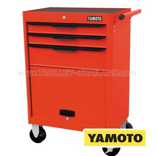 YMT-594-1600K ตู้เครื่องมือช่างมีลิ้นชักพร้อมล้อ ROLLER CABINETS