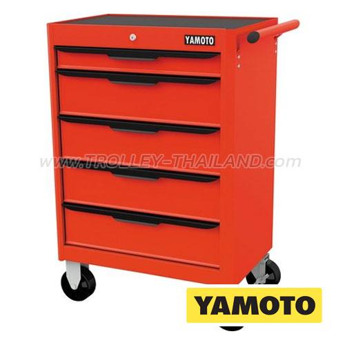 YMT-594-1620K ตู้เครื่องมือช่างมีลิ้นชักพร้อมล้อ ROLLER CABINETS