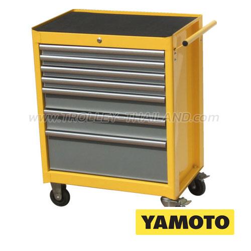 YMT-594-5580K ตู้เครื่องมือช่างมีลิ้นชักพร้อมล้อ ROLLER CABINETS