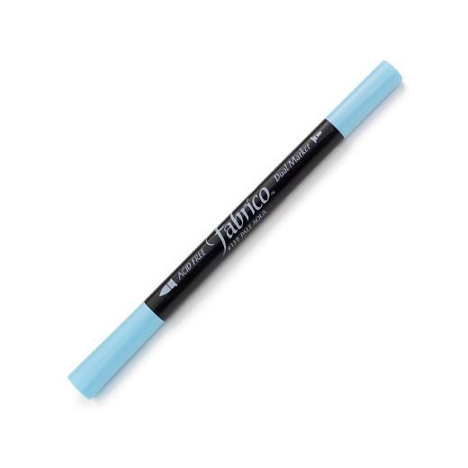 ปากกาเพ้นส์ผ้า Fabrico Dual Marker (สีฟ้าอ่อน)