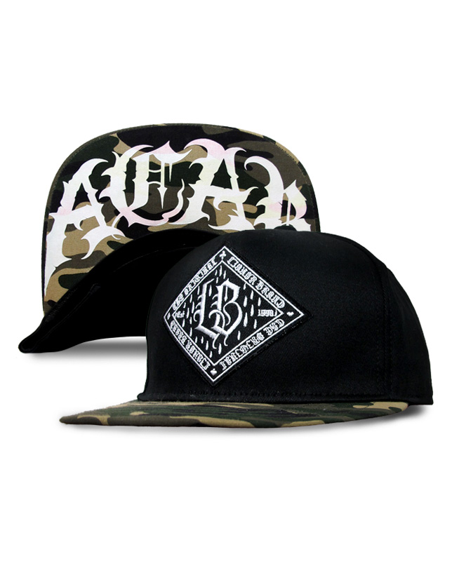 Liquor Brand LEGACY camo Accessories Hat
