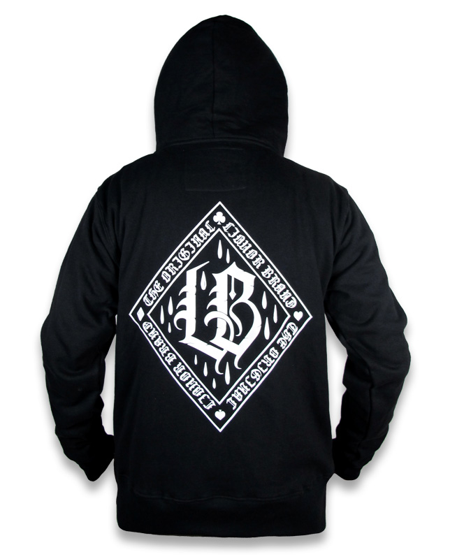 Liquor Brand LEGACY Men HOODIES