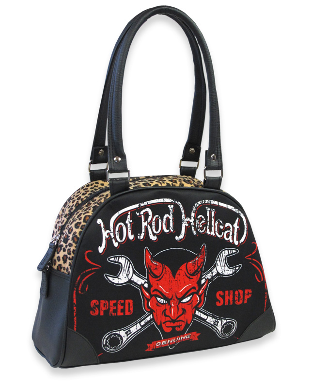 Hotrod Hellcat DEVIL Women Bag-Handbag
