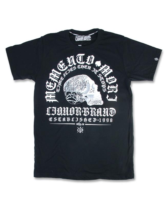 Liquor Brand MOMENTO MORI Men T-Shirts