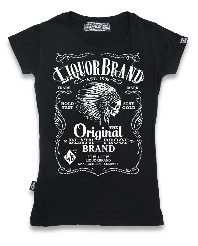 Liquor Brand FIREWATER Women T-Shirt