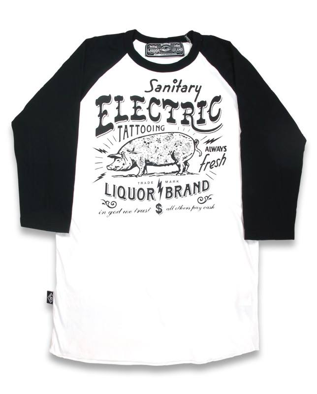 ELECTRIC PIG WHITE