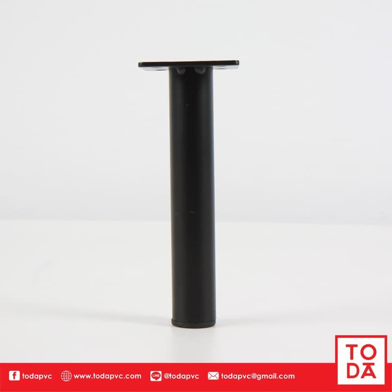 ขาเหล็ก TD-020 ชุบสีดำ