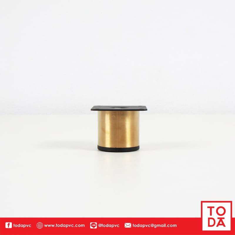 ขาเหล็ก TD-069 5 cm. ชุบสีทอง