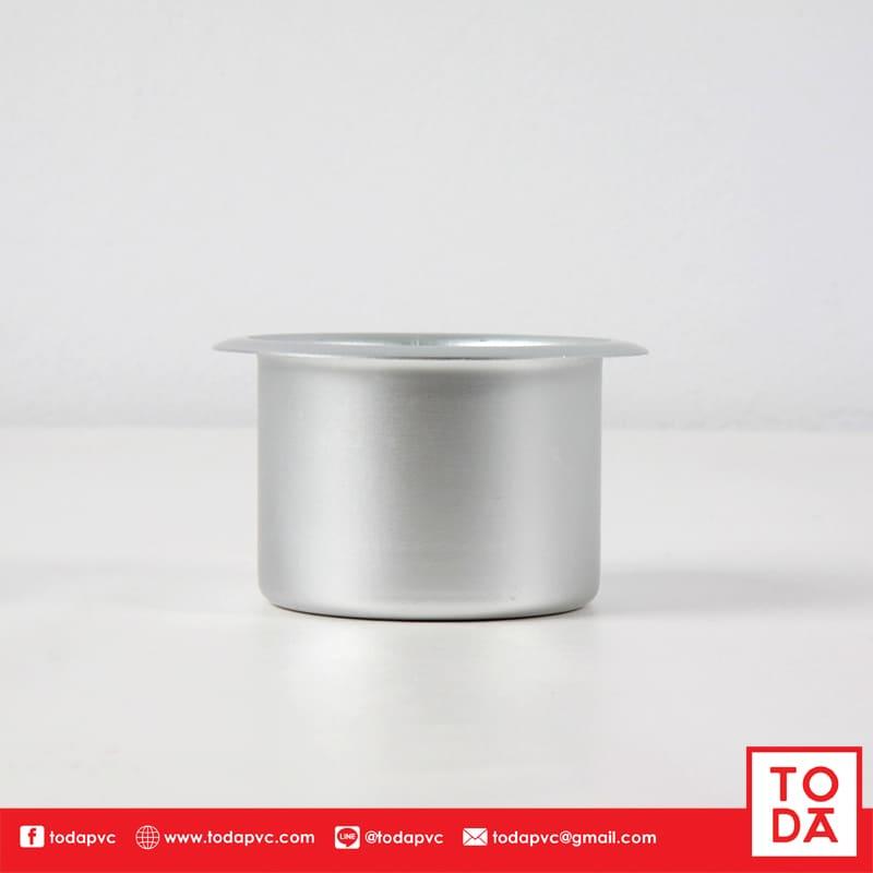 ที่รองแก้วอลูมิเนียม 10cm.