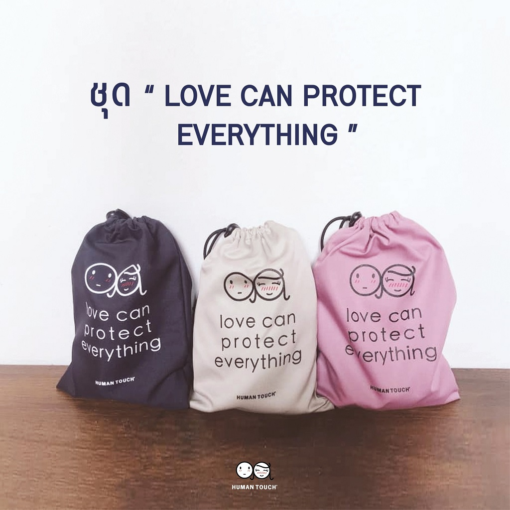 Covid Fighting Set - Love Can Protect Everything !!