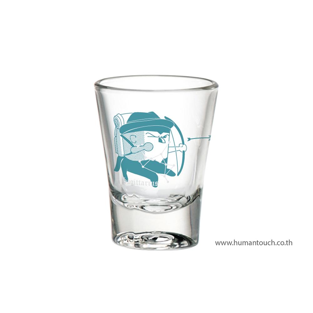 แก้ววอดก้าราศีธนู-Sagittarius-Vodka-Glass